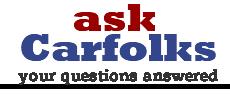 Ask Carfolks - Our FAQ Website